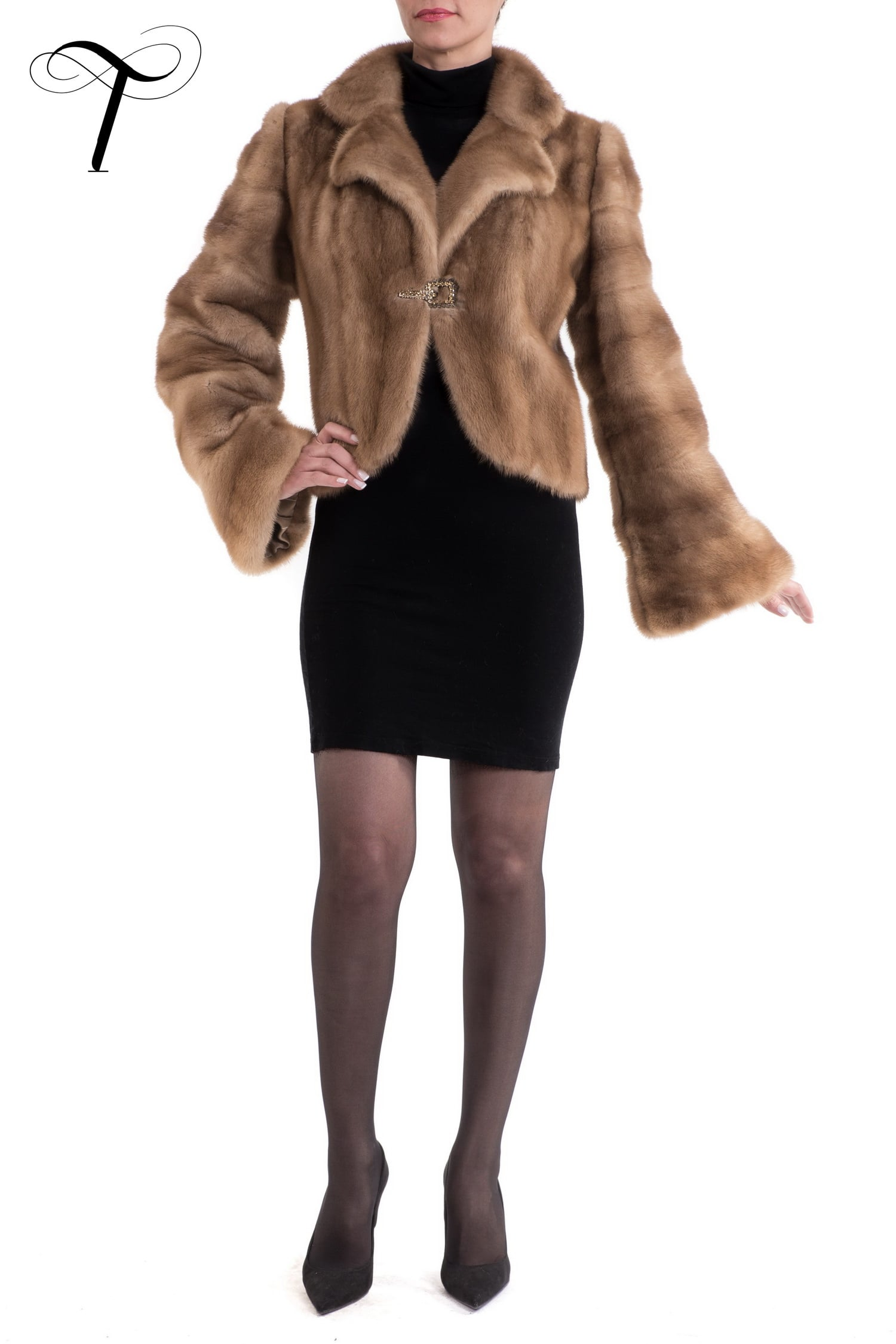 Fur Bolero Fur Jacket